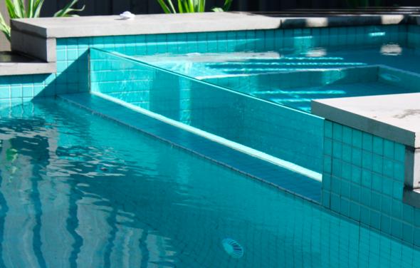 glass pool panels