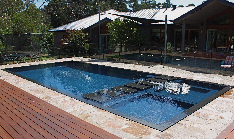 Pool & Spa: Pool Spa Tile Ideas
